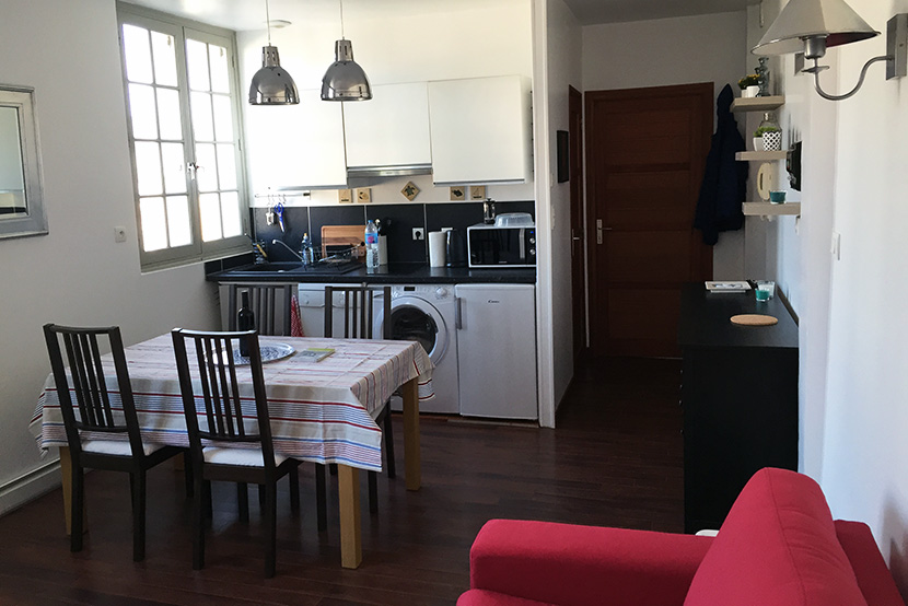 Appartement à Saint-Briac en Bretagne
